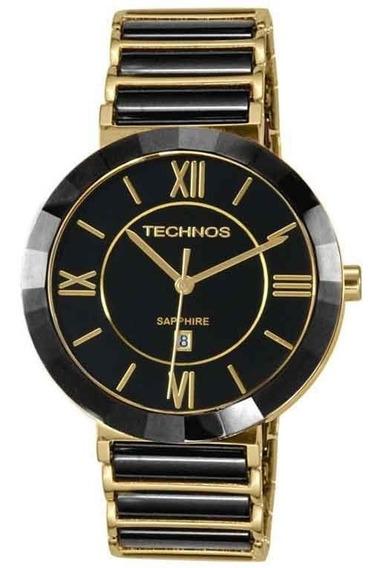 Relógio Technos Feminino Elegance Ceramic/sapphire 2015bv/4p