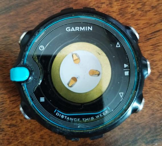 Carcaça Com Botões Laterais Relogio Garmin Swim - Usado