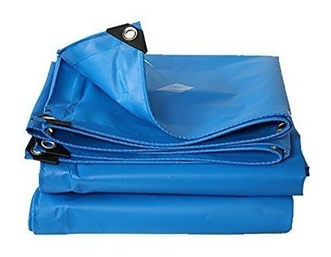 Pvc Azul Impermeable A Prueba De Lluvia Lona Impermeabilizan