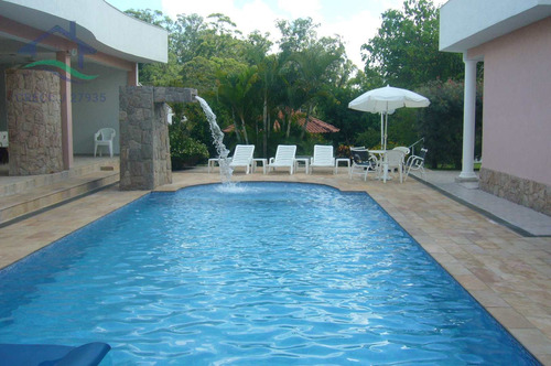 Casa De Condomínio Com 4 Dorms, Condomínio Residencial Shamballa, Atibaia - R$ 1.8 Mi, Cod: 1024 - V1024