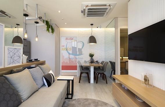 Apartamento A Venda No Bairro Brás Em São Paulo - Sp. - 006-1