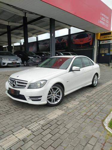 Imagem 1 de 8 de Mercedes-benz C 180 1.6 Cgi Sport 16v Turbo Gasolina 4p