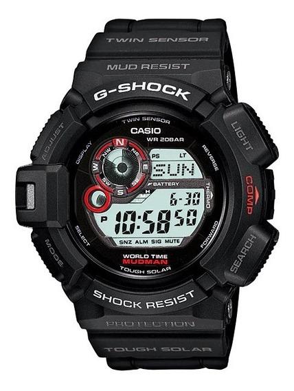 Relógio Casio G-shock G-9300 Mudman Solar Bússola G9300