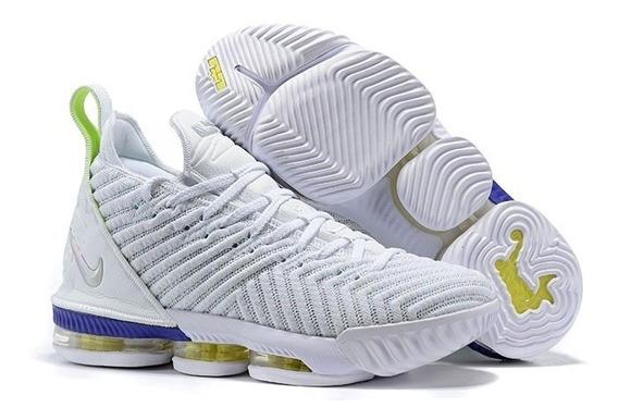 Tenis Nike Lebron Xvi 16 Buzz Lightyear Originales En Caja