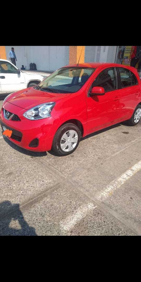 Nissan March 1.6 Sense Mt 2018