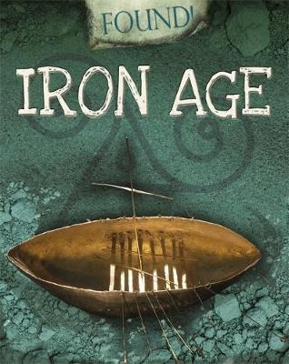 Britain In The Past: Iron Age - Moira Butterfield (hardba...