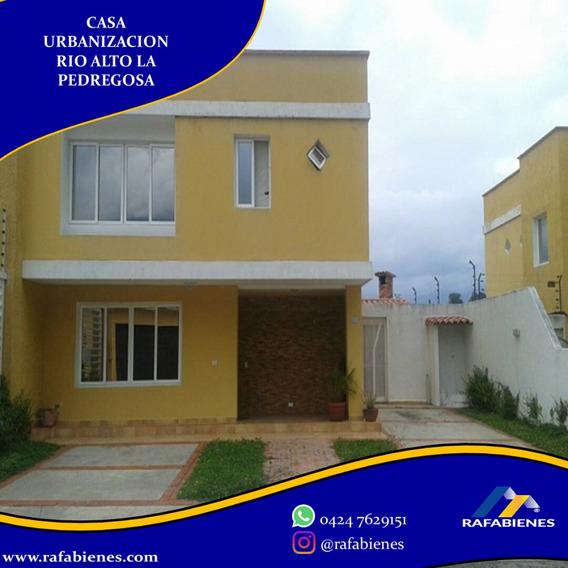Casa Conjunto Privado Y Seguro Rio Alto Pedregosa Media.