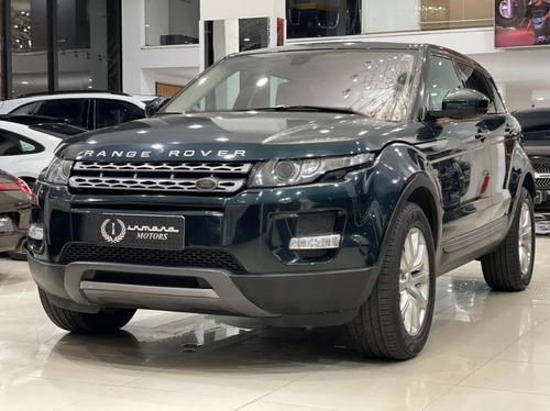 Imagem 1 de 13 de Land Rover Range Rover Evoque 2.0 Pure 4wd 16v Gasolina 4p