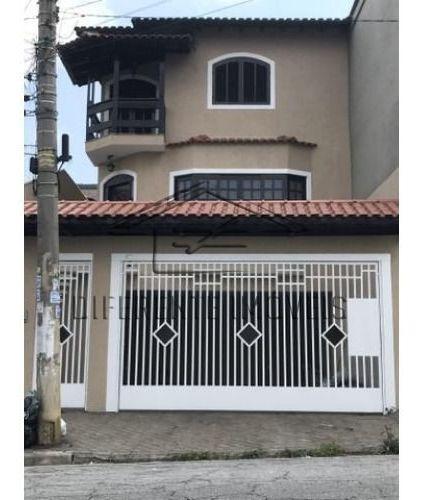 Sobrado Lindo 3 Dormitórios - 2 Suítes - 210m² Na Vila Matilde !!