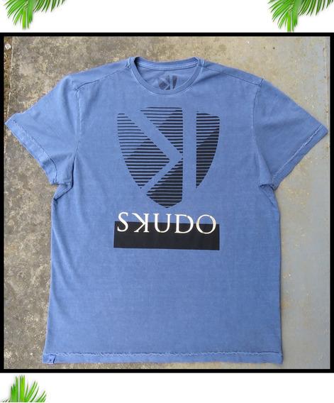 Camiseta Masculina Camisa Marca Estonada