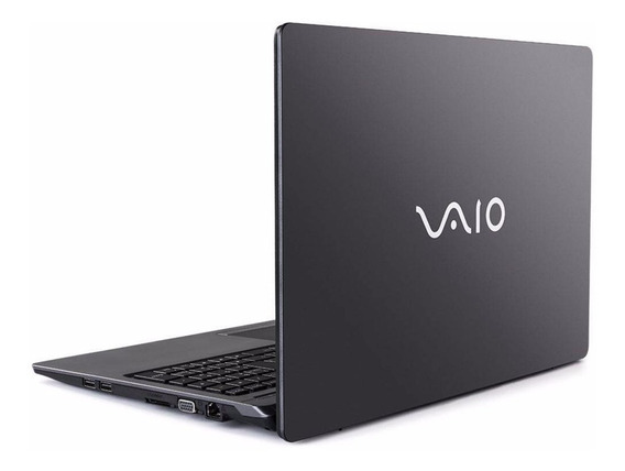 Notebook Vaio Vjf155f11x-b0131b Fit 15s I3-7100u 1tb 4gb 15.
