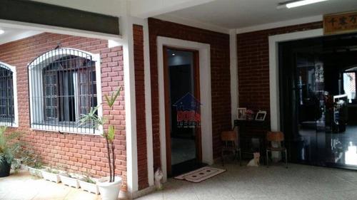 Casa Residencial À Venda, Parque Císper, São Paulo. - Ca0206
