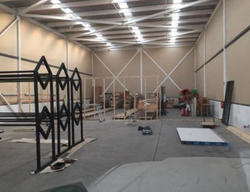 Bodega 390 M2, Sector Industrial Quilicura, Seguridad 24h
