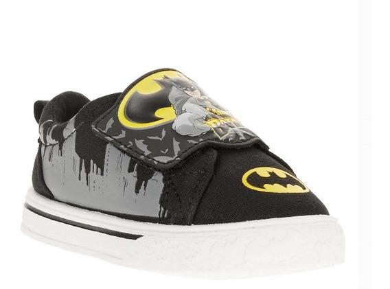 Zapatos Deportivos Batman De Niños