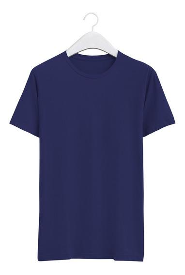 Remeras Lisa Talles Especiales - 100% Algodón - T. Colores