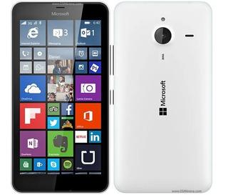 Nokia Lumia 640 Xl Com Pelicula E Capa Branca