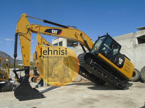 Excavadora Cat Caterpillar 320el Recien Importad 2014