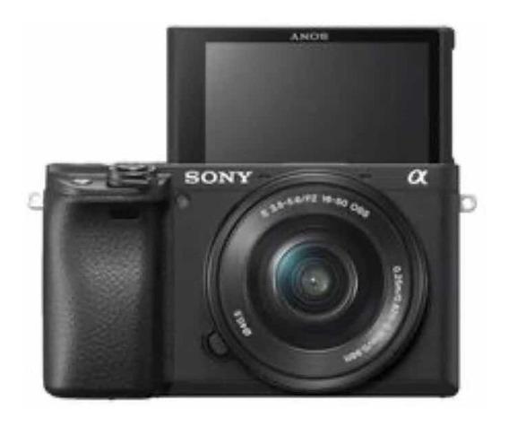 Câmera Sony A6400