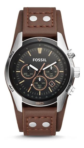 Reloj Fossil Ch2565 Original 100% De Varón 47mm
