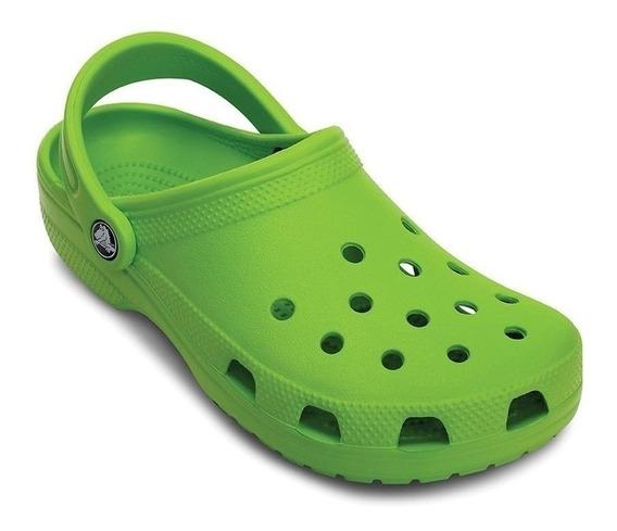 Crocs Original Classic Verde Kids | Nena - Nene