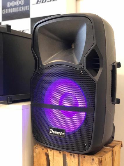 Caixa Dreamer 12 Bluetooth + Pedestal + Bag Pedestal
