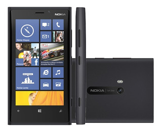 Nokia Lumia 920 4g Windows Phone 8 - 8mp Tela 4.5 De Vitrine