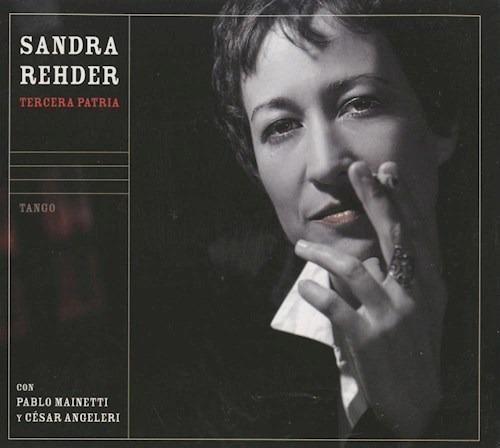 Tercera Patria - Rehder Sandra (cd)