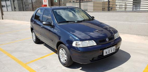 Fiat Palio Ex 1.0 4 Portas Com Direção 2003
