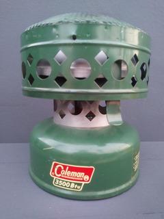 Calenton Coleman 3500 Btu Catalytic Heater Modelo 512 1968