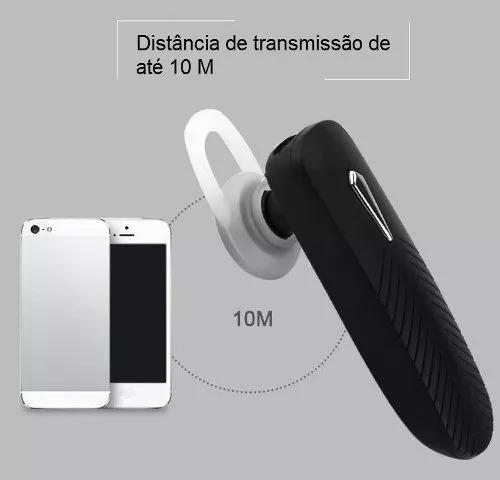Fone Sem Fio Bluetooth Fone De Ouvido Com Microfone