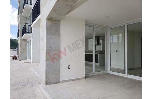 Oportunidad De Compra, Nuevo Departamento En Condominio En Torres Marbella, En El Refugio