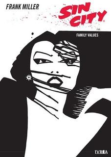 Comic Sin City # 05: Family Values - Frank Miller