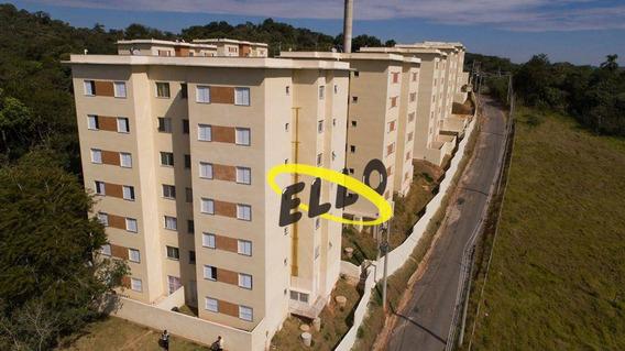 Apartamento Com 2 Dormitórios À Venda, 85 M² Por R$ 215.000 - Jardim Honória - Cotia/sp - Ap1767