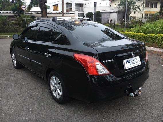 Nissan Versa Sl 1.6 Flex Completo 2014