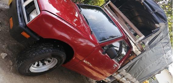 Chevrolet Luv Luv 1600 Con Bajo