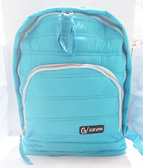 Mochila Tipo Impermeable 38cm