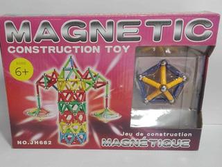 Lego Con Magnética 188 Piezas Juego De Construcción