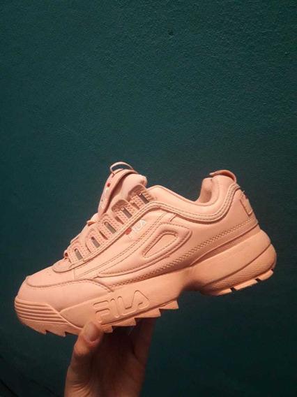 Zapatillas Fila Disruptor Ii Pink