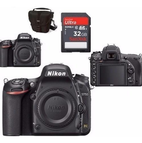 Câmera Nikon D750 Dslr (somente Corpo) Pronta Entrega