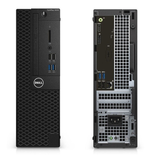 Cpu Dell Optiplex 3050 I5 7º Ger Mem. 8gb Hd 500gb