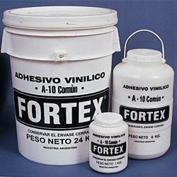 Cola Vinilica Pegamento Madera Fortex A-10 X 24 Kg Verashop
