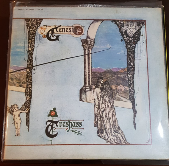 Genesis - Trespass (mb) (spain-usa) (kikefpvinilos)
