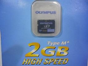 Cartao De Memoria 2 Gb Olympus