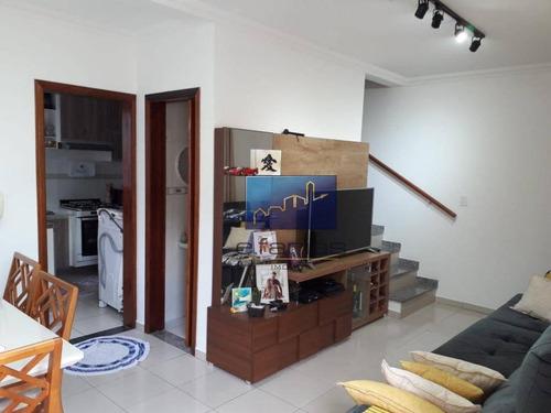 Sobrado Com 2 Dormitórios À Venda, 71 M² Por R$ 350.000,00 - Vila Dalila - São Paulo/sp - So1164