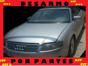 Audi A4 3.0 Cabriolet At