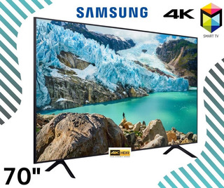 Led 70 Samsuhg Smart Tv Ultra Hd 4k, Playsound