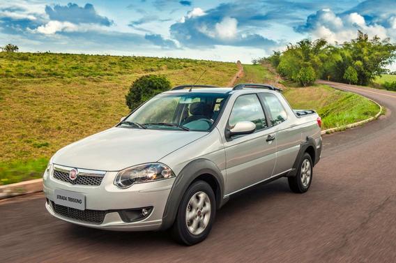 Fiat Strada Trekking 1.4 Dc 0km