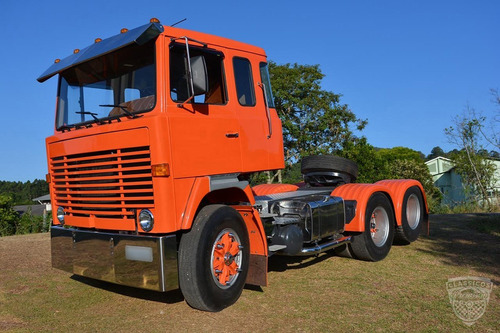 Scania Lk V8 - 1981 81 - Caminhão Antigo