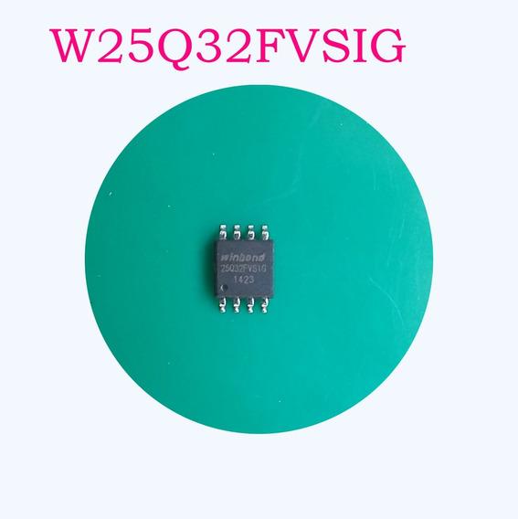 W25q32fvsig Memoria Flash Winbond W25q32 #kit C/ 3 Unidades