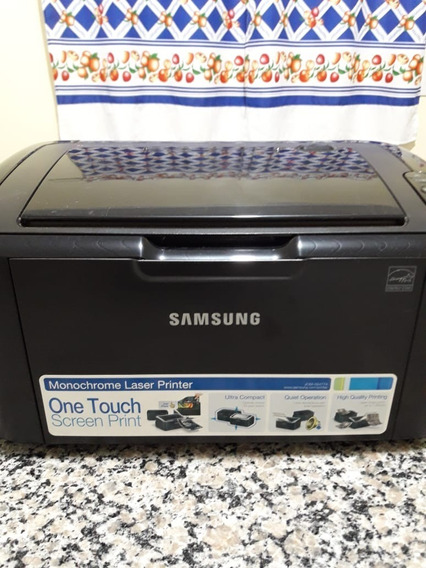 Impressora Samsung Ml 1665 (ml-1660 Series)